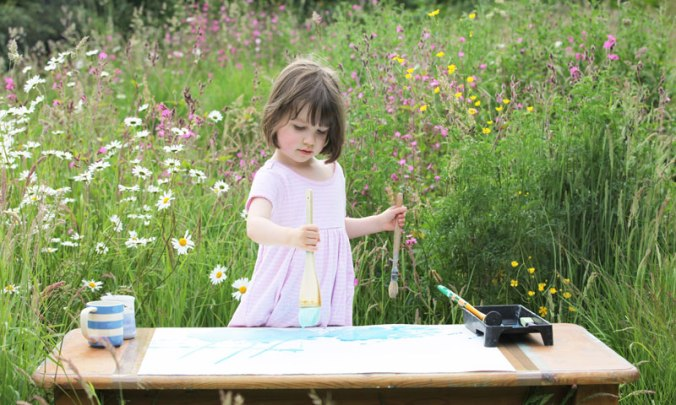 Autistic 5-Year-Old Expresses Herself Through Art (10)