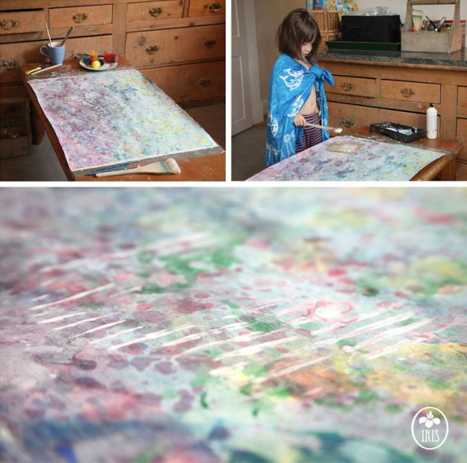 Autistic 5-Year-Old Expresses Herself Through Art (7)