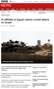 Sinai attacks